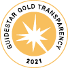 Certified GOLD by Guidestar Ratings